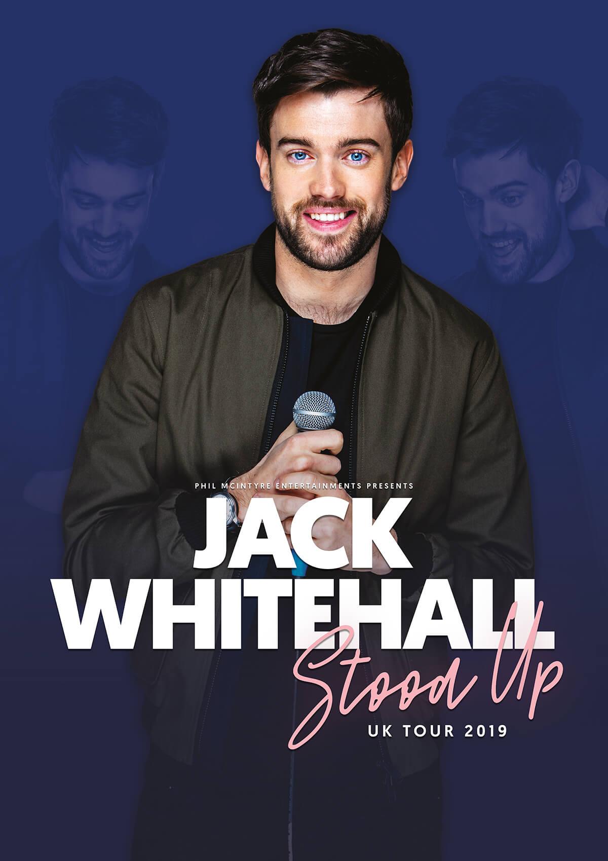 Jack Whitehall: Stood Up | Tour Tickets | See Jack Live